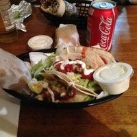 Photo taken at Mexigo Burrito Bar by Victor M. on 3/14/2015