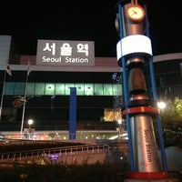 Photo taken at Seoul Station by Scott K. on 10/15/2013