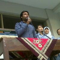 Photo taken at SMA Negeri 6 Bandung by Bayu andi p. on 7/20/2013