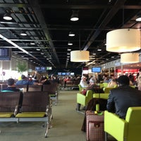 Photo taken at Terminal 2G by Mylene K. on 3/5/2013