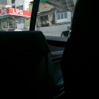 Photo taken at Caltex by Jet'aime S. on 1/11/2016