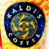Photo taken at Kaldi's Coffee House by Laura H. on 3/13/2013