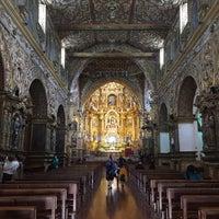 Photo taken at Iglesia de San francisco by Richie S. on 7/30/2015