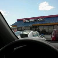 Photo taken at Burger King by Joe R. on 5/12/2013