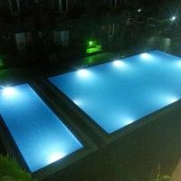 Photo taken at beykonağı hotel by Arzu O. on 6/23/2013