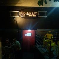 Photo taken at Galera's Rock Bar by Elixir I. on 3/2/2013
