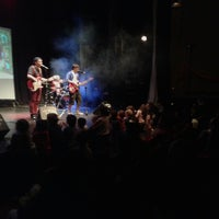 Photo taken at Cine Teatro York by Diego D. on 7/23/2014