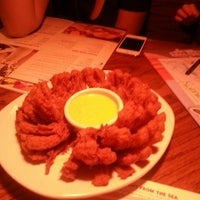 Photo taken at Outback Steakhouse by Ron F. on 3/9/2014