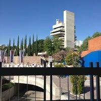Photo taken at Facultad de Comunicación y Mercadotecnia de la UDLSB by Toño D. on 2/19/2013