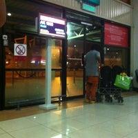 Photo taken at Gate T5 by Nabilla M. on 4/2/2013
