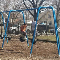 Photo taken at Marott Park by Breone D. on 3/21/2015