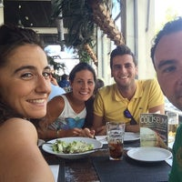 Photo taken at Pizza Jardín by Emilio M. on 9/6/2014