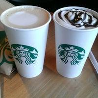 Photo taken at Starbucks by Анна П. on 4/15/2014
