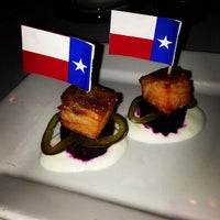 Photo taken at Lonesome Dove Western Bistro by Brian P. on 3/1/2013