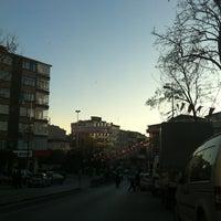 Photo taken at Şehit Yarbay Cad. Şirinevler by Sadık S. on 3/1/2013