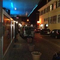 Photo taken at Altstadt Durlach by Deniz E. on 2/14/2013