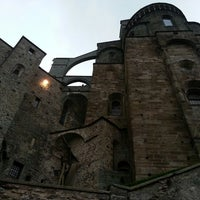 Photo taken at Sacra di San Michele by Alessandro F. on 7/13/2013