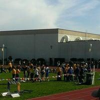 Photo taken at Salinas High School by Kymm N. on 3/14/2013