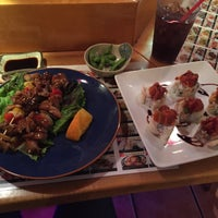 Photo taken at Fusion Sushi by Alex E. on 11/2/2015