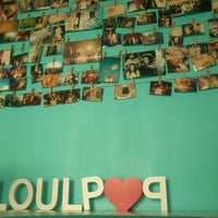 Photo taken at LOULpop Studio by Yusuf R. on 2/24/2013