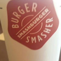 Photo taken at Smashburger by Sarah C. on 5/1/2016
