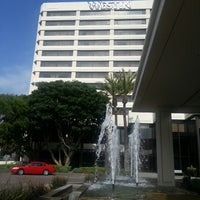 Photo taken at The Westin Los Angeles Airport by KluangMan on 6/2/2013