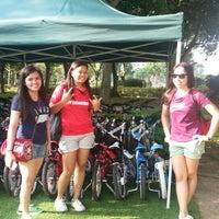 Photo taken at Punggol Park by Juniver P. on 3/9/2013