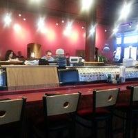 Photo taken at Yokoso Japanese Steak House by Evelyn on 2/16/2013
