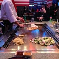 Photo taken at Banzai Hibachi Steakhouse by Brian L. on 2/15/2013