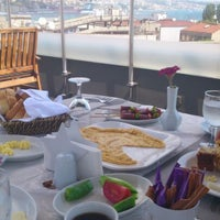 Photo taken at Hotel Prince Istanbul by Meltem K. on 8/23/2013