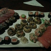 Photo taken at Sushi Ya San by Michele G. on 5/26/2013