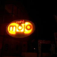 Photo taken at Cafe Mojo by Achyuth A. on 3/2/2013