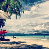 Photo taken at Boracay Island by Haidz M. on 7/20/2013