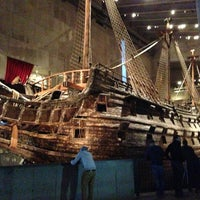 Photo taken at The Vasa Museum by I S. on 2/18/2013