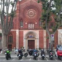 Photo taken at Chiesa di San Marco by Roman R. on 7/8/2013