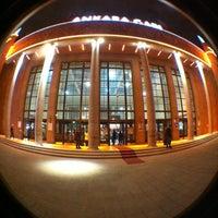 Photo taken at Ankara Garı by Nevzat B. on 2/14/2013