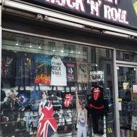 Photo taken at It's Only Rock 'N' Roll by Ricardo B. on 4/3/2015