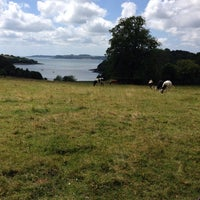 Photo taken at Trelissick Gardens by Tim C. on 6/29/2014