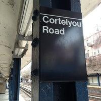 Photo taken at MTA Subway - Cortelyou Rd (Q) by Keda on 2/28/2013