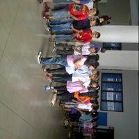 Photo taken at Strada Nawar School by Edwin G. on 8/5/2013
