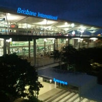 Photo taken at Brisbane International Terminal by Addictioneer W. on 3/8/2013