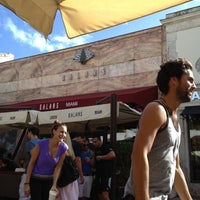 Photo taken at Balans Restaurant & Bar by Sergio E. on 11/18/2012