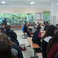 Photo taken at Школа №254 by Roman C. on 2/14/2013