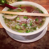 Photo taken at Pho Orchid by Kevin S. on 5/18/2013