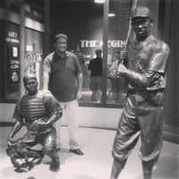 Photo taken at Negro Leagues Baseball Museum by Ed E. on 7/24/2013