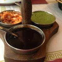 Photo taken at Lumbini Restaurant by Tatiana I. on 4/4/2013