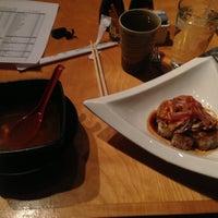 Photo taken at Sushi Cafe by John J. on 4/25/2013