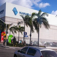 Photo taken at Manaíra Shopping by Rafael d. on 8/4/2013