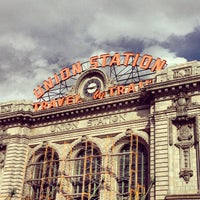 Photo taken at Denver Union Station by Christopher D. on 5/15/2013