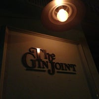 Photo taken at The Gin Joint by Ted L. on 7/25/2014